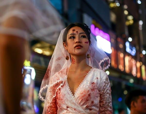 Quẩy nhiệt tình các địa điểm chơi Halloween 2019 ở Sài Gòn. Lễ hội halloween ở Sài Gòn nên đi đâu chơi? vui, đẹp, đặc sắc, đông...