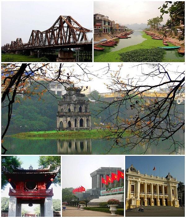 Du lịch 63 tỉnh thành ở Việt Nam nên đi đâu? Khám phá thủ đô Hà Nội