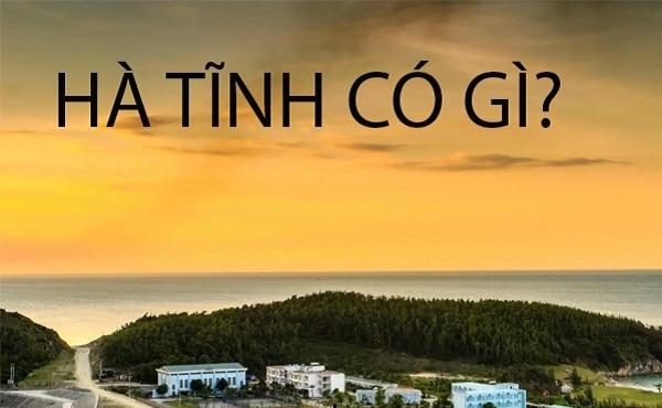 Bản đồ du lịch Việt Nam. Khu vui chơi giải trí lớn ở Hà Tĩnh