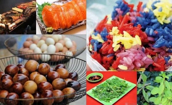 món ăn ngon, đặc sản nổi tiếng ở Lào Cai