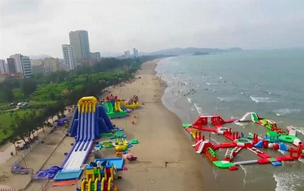 Du lịch 63 tỉnh thành phố ở Việt Nam.Du lịch Nghệ An có gì vui? biển Cửa Lò