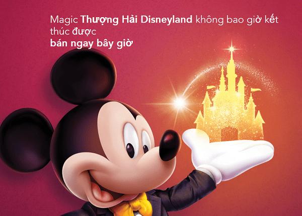 Những lưu ý khi đi Disneyland Thượng Hải