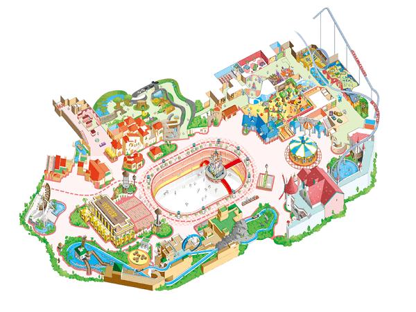 Du lịch Lotte World Hàn Quốc có gì hay? Các trò chơi ở Lotte World Hàn Quốc