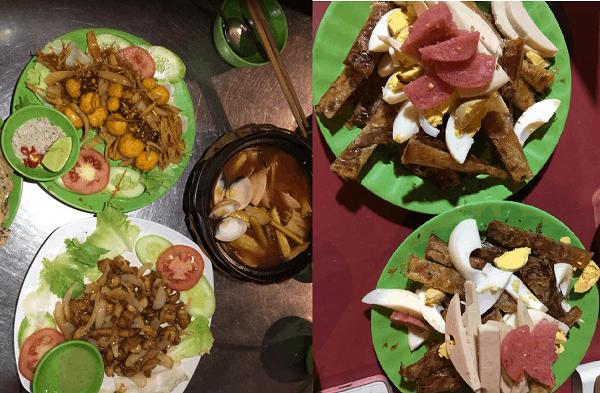 Địa chỉ nhà hàng, quán ăn hải sản ngon, giá bình dân ở Mũi Né. Ăn hải sản ở đâu Mũi Né?Quán nhậu Mẻ Núi