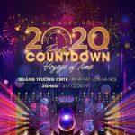Lễ hội Countdown 2020 ở Hà Nội, Voyage of time