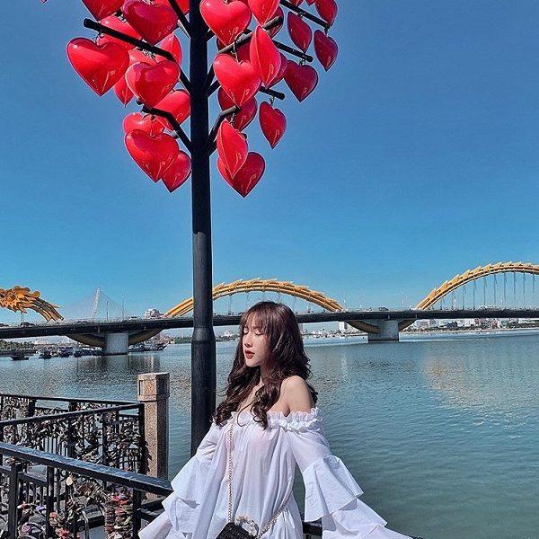Kinh nghiệm du lịch Đà Nẵng, Du lịch Đà Nẵng đi đâu, review, check in với các cây cầu ở Đà Nẵng