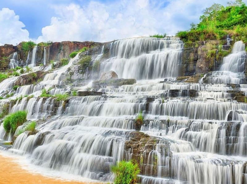 Địa điểm du lịch đẹp ở Đà Lạt, Thác Pongour
