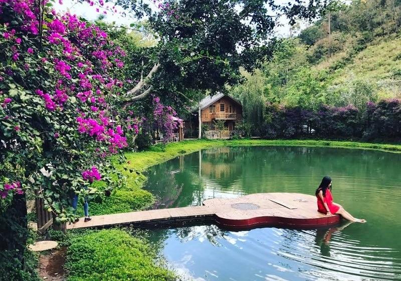 Địa điểm du lịch Đà Lạt, Ma Rừng Lữ Quán