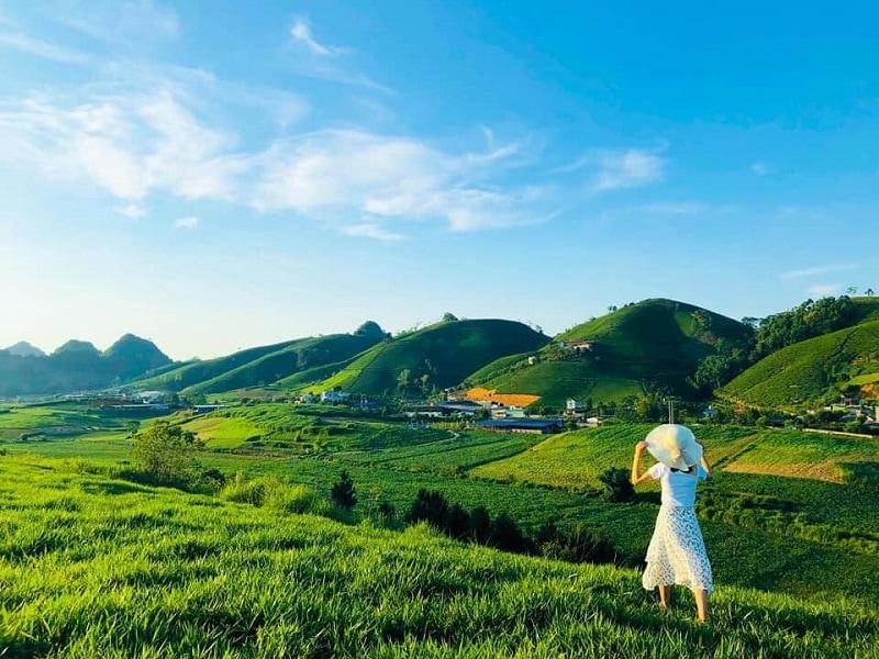Điểm du lịch nên tới ở Mộc Châu