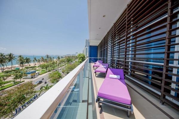Thông tin chung về khách sạn Novotel Nha Trang