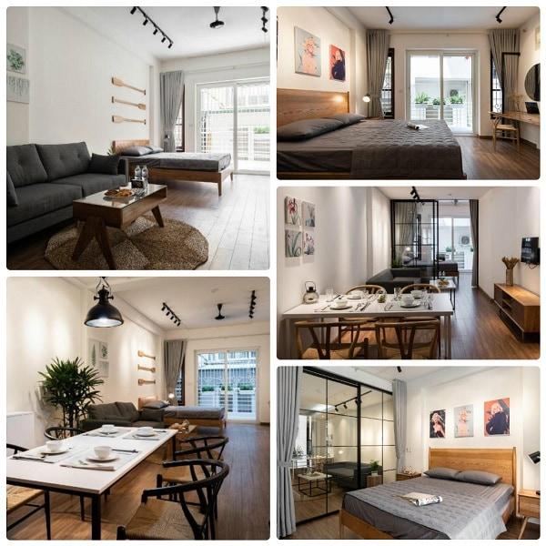 Airbnb ở quận Hoàn Kiếm, Hà Nội. Căn hộ 6 phòng ngủ ở NYNA House
