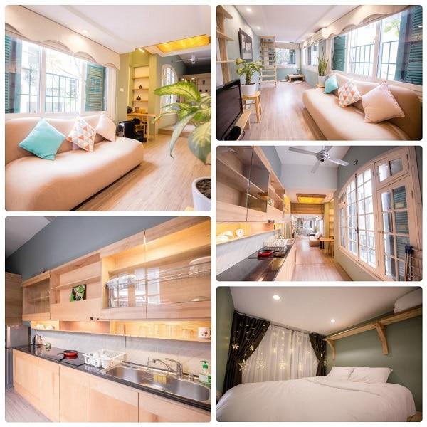 Airbnb ở quận Hoàn Kiếm, Căn hộ JAN House