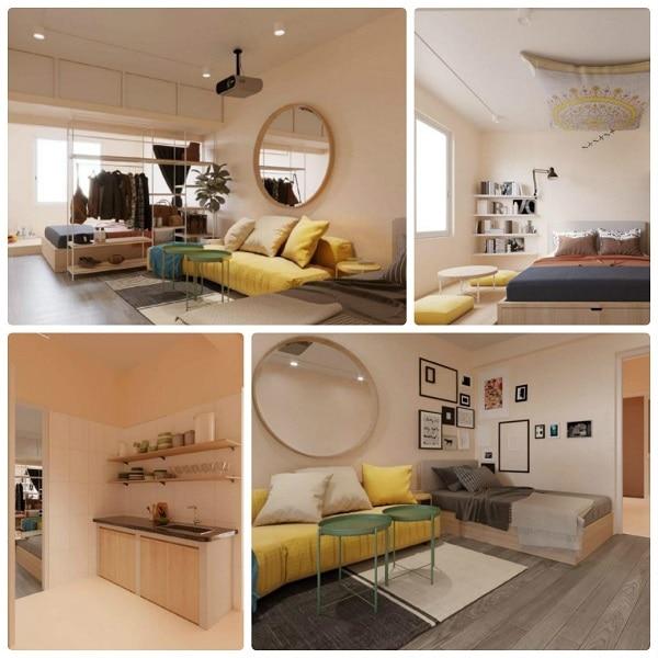 Căn hộ Daisy Spectacular , một airbnb ở quận Hoàn Kiếm đẹp, giá rẻ