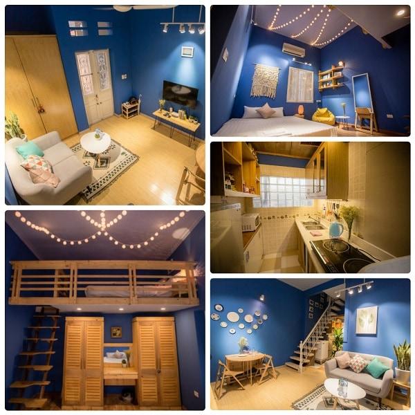 Airbnb ở quận Hoàn Kiếm, một airbnb gần Hồ Gươm