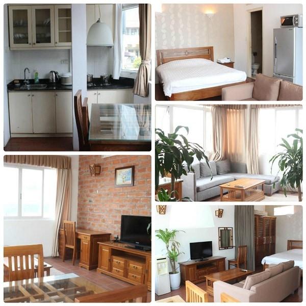 Airbnb ở quận Hoàn Kiếm, Hà Nội. Airbnb của Davidduc