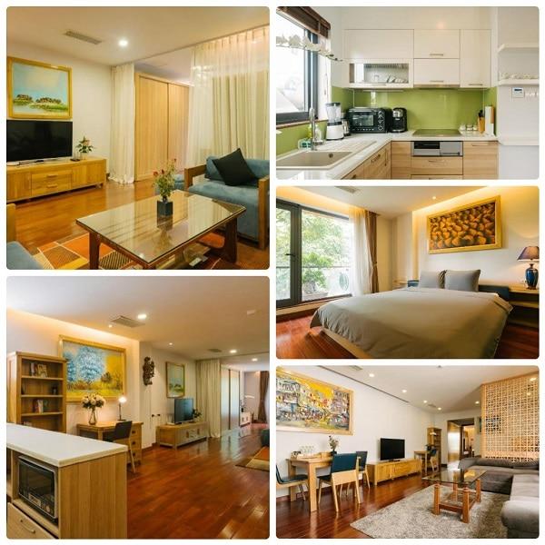 Căn hộ airbnb ở quận Hoàn Kiếm, Hà Nội, căn hộ Zody Premium Apartment