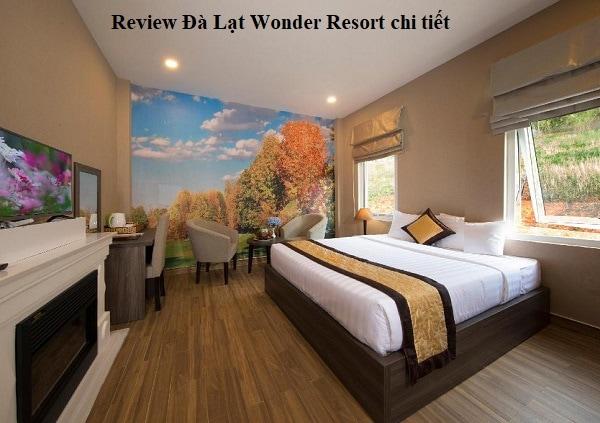 Có nên ở Đà Lạt Wonder Resort hay không? Review Dalat Wonder Resort. Phòng Superior