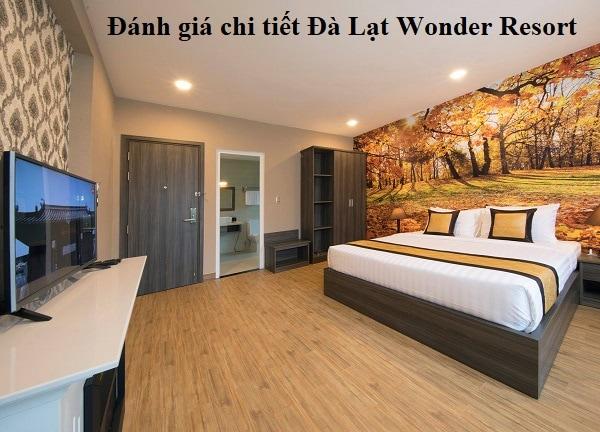 Đánh giá Đà Lạt Wonder Resort cực chi tiết. Dalat Wonder Resort có tốt không?