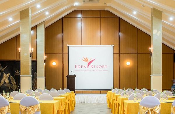 Đánh giá chi tiết Eden Resort Phú Quốc. Phòng họp ở Eden Resort Phú Quốc