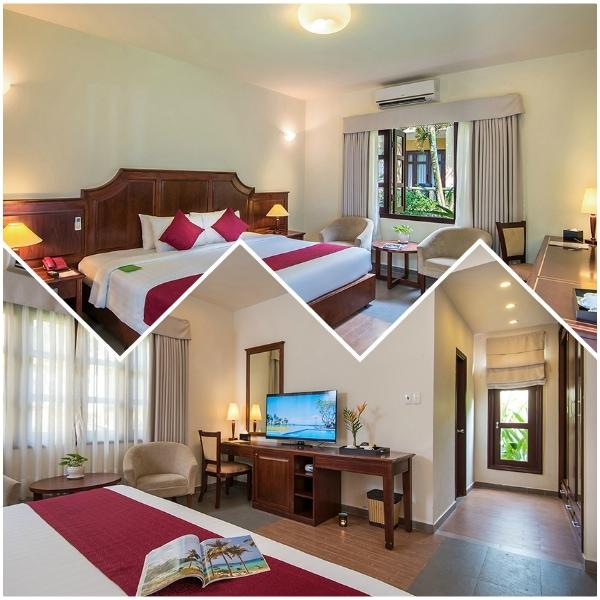 Eden Resort Phú Quốc có đẹp không, review cụ thể. Phòng Premier Bungalow