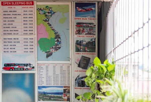 Homestay giá rẻ ở Phố Cổ. Homestay Hanoi Old Quarter House Nusmile's