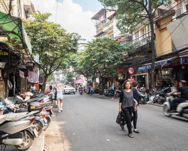 Homestay Hanoi Old Quarter House Nusmile's. Homestay giá tốt ở Phố Cổ Hà Nội