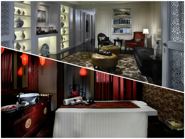 Khu Spa của Khách sạn Sofitel Legend Metropole Hà Nội