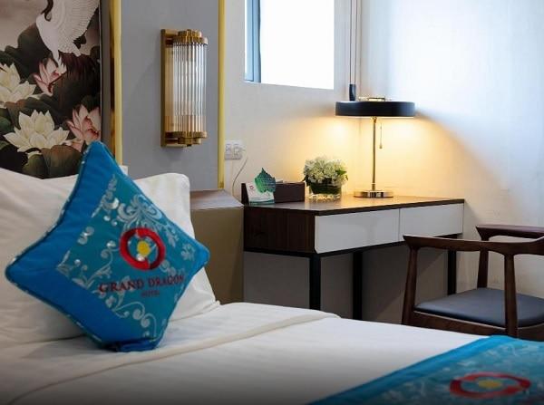 Khách sạn Grand Dragon Hà Nội. Khách sạn đẹp ở Hà Nội