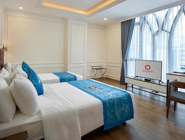 Khách sạn Grand Dragon Hà Nội. Đánh giá khách sạn Grand Dragon Hà Nội
