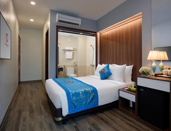 Khách sạn tốt nhất ở Hà Nội. khách sạn Grand Dragon Hà Nội
