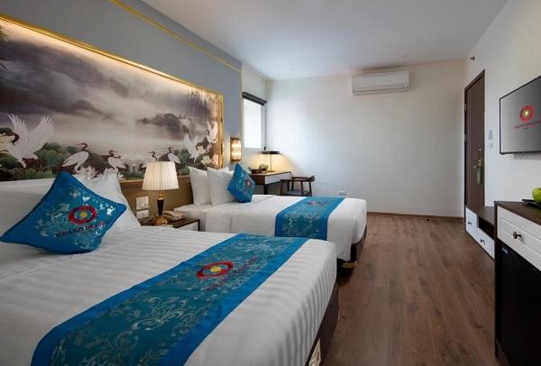 Khách sạn Grand Dragon Hà Nội. Đánh giá chi tiết khách sạn Grand Dragon Hà Nội