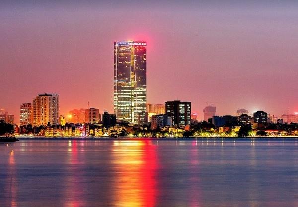 Khách sạn Lotte Hotel Hà Nội. khách sạn đẹp nhất ở Hà Nội.