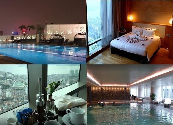 Khách sạn Lotte Hotel Hà Nội. Có nên ở khách sạn Lotte Hotel Hà Nội?