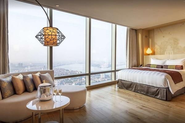 Có nên ở khách sạn Lotte Hotel Hà Nội? Khách sạn Lotte Hotel Hà Nội