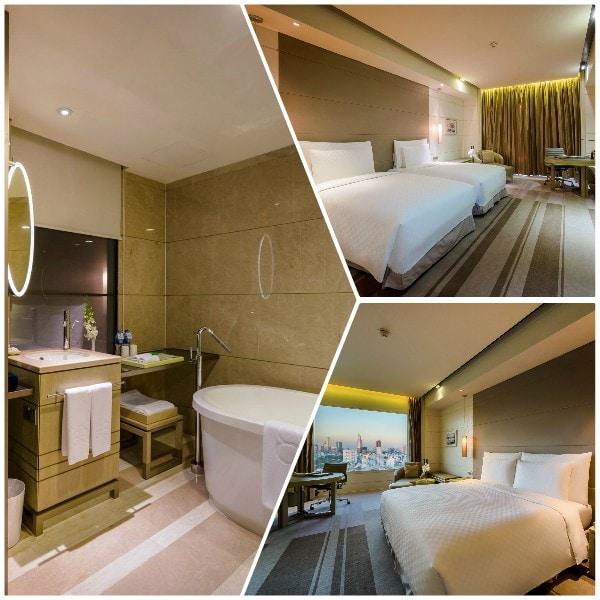 Khách sạn Nikko Saigon có đẹp không? Review khách sạn Nikko Sài Gòn. Phòng Deluxe