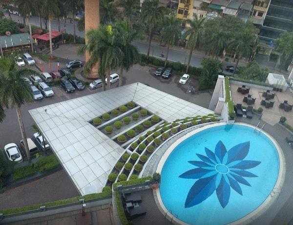 Khách sạn Pullman Hanoi Hotel Hà Nội. Khách sạn đẹp ở Hà Nội
