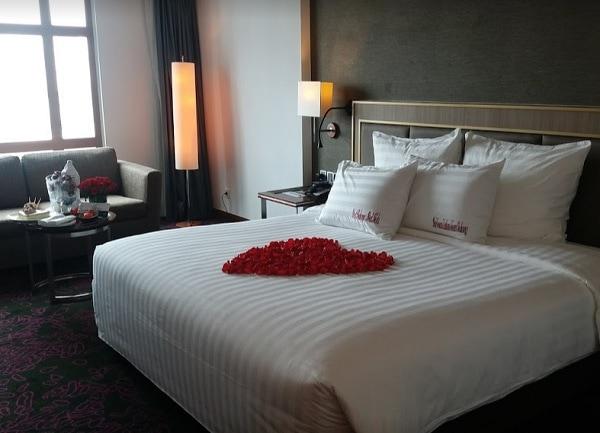 Du lịch Hà Nội nên thuê khách sạn nào tốt nhất? Khách sạn Pullman Hanoi Hotel Hà Nội