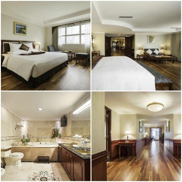 Khách sạn Rex Hotel Sài Gòn có các loại phòng nào? Review khách sạn Rex Hotel Sài Gòn chi tiết