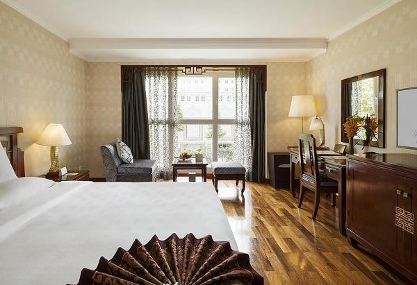 Khách sạn Rex Hotel Sài Gòn ở đâu, có tốt không? Phòng Executive Premium ở Rex Hotel Sài Gòn