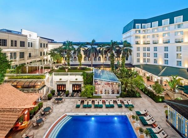Review, đánh giá Khách sạn Sofitel Legend Metropole Hà Nội