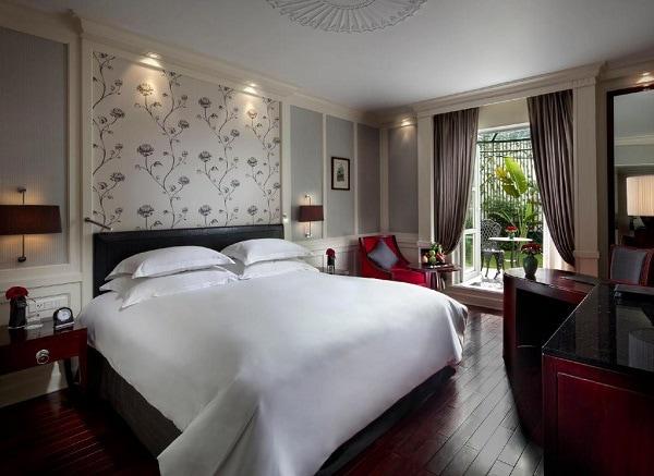 Phòng Opera Wing Premium của khách sạn Sofitel Legend Metropole Hà Nội