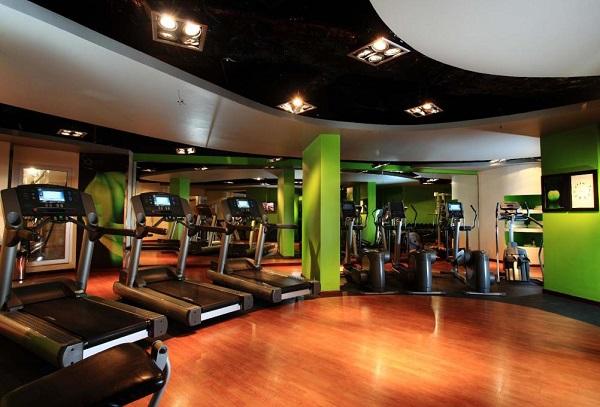 SoFIT by Sofitel, phòng tập gym của khách sạn Sofitel Legend Metropole Hà Nội