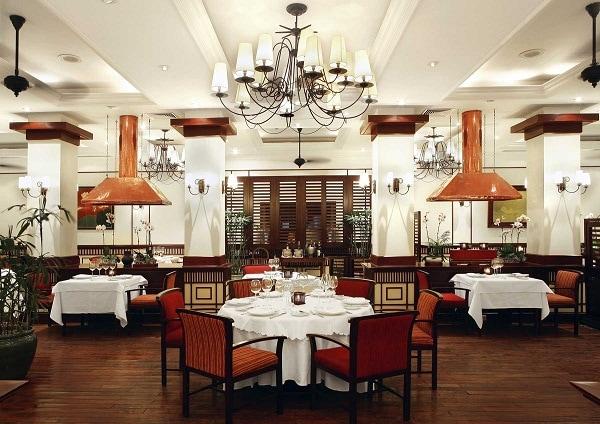 Nhà hàng Le Beaulieu của khách sạn Sofitel Legend Metropole Hà Nội