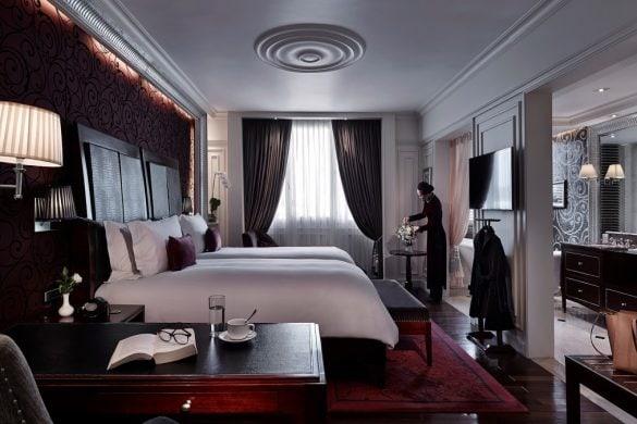 Phòng Grand Premium – Opera Wing của khách sạn Sofitel Legend Metropole Hà Nội