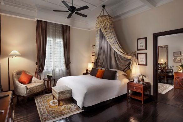 Phòng Graham Greene – Historical Wing của khách sạn Sofitel Legend Metropole Hà Nội