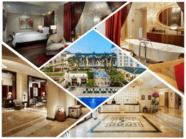 Có gì ở khách sạn Sofitel Legend Metropole Hà Nội?