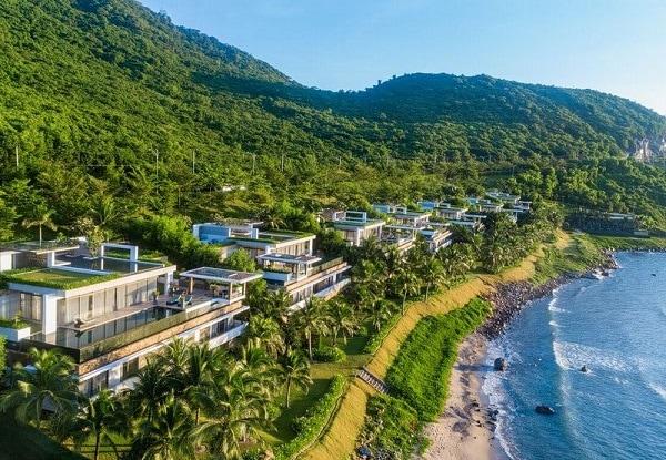 Resort đẹp ở Nha Trang, toàn cảnh Mia Resort Nha Trang