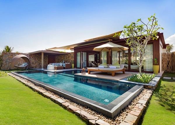 Top resort đẹp nhất Nha Trang, biệt thự của Fusion Resort Cam Ranh