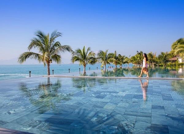 Resort ở Nha Trang có hồ bơi vô cực, Amiana Resort and Villas Nha Trang