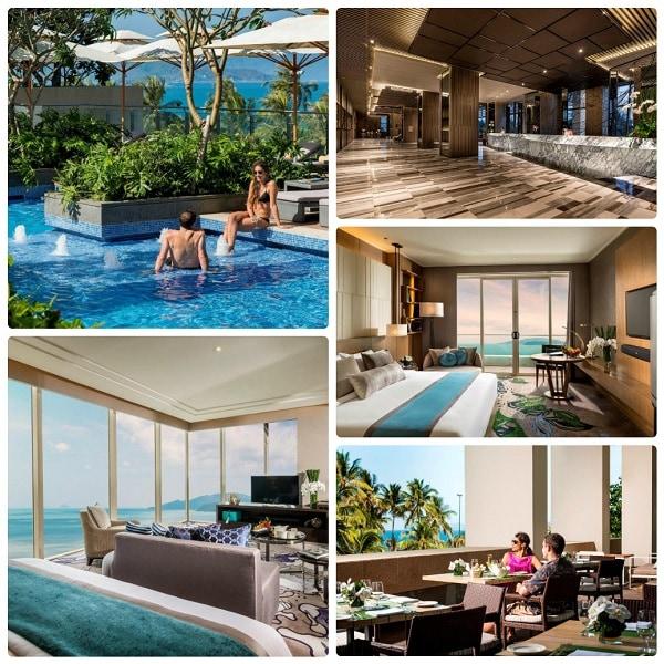 Toàn cảnh InterContinental Nha Trang, resort ở Nha Trang sang chảnh và đẹp